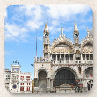 San Marco square in Venice, Italy Coaster
