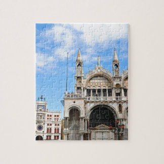 San Marco square in Venice, Italy Jigsaw Puzzle