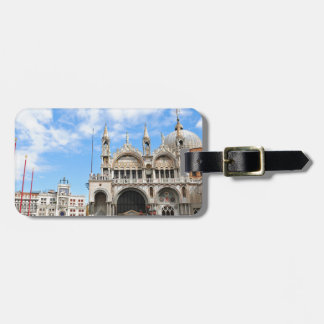 San Marco square in Venice, Italy Luggage Tag
