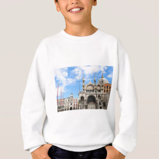 San Marco square in Venice, Italy Sweatshirt