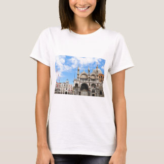 San Marco square in Venice, Italy T-Shirt