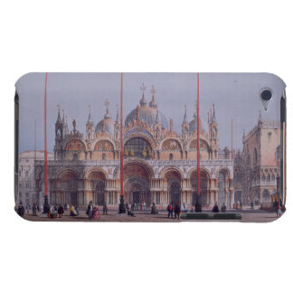 San Marco, Venice, engraved by Brizeghel (litho) iPod Touch Cases