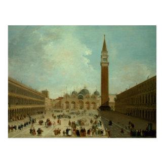 San Marco, Venice Postcard