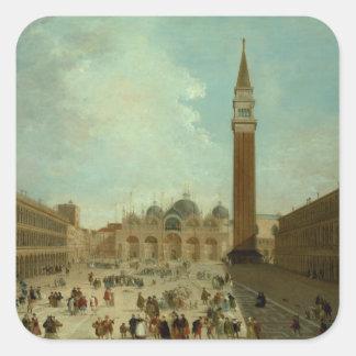 San Marco, Venice Square Sticker