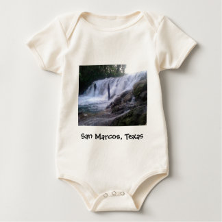 San Marcos River Falls Infant Baby Bodysuit