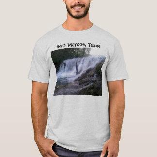 San Marcos River Falls T-Shirt