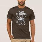 San Marino Italian Grocery T-Shirt