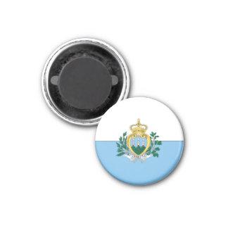 San Marino Fridge Magnet