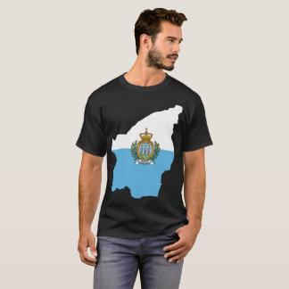 San Marino Nation T-Shirt