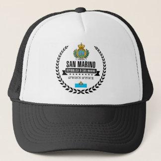 San Marino Trucker Hat