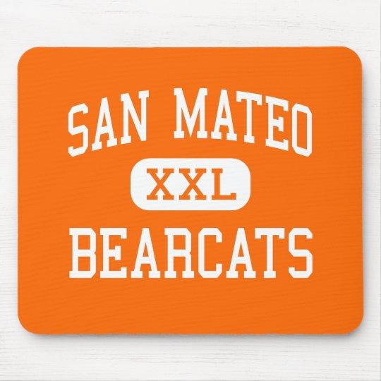 San Mateo - Bearcats - High - San Mateo California Mouse Pad