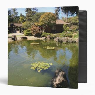 San Mateo Japanese Garden Binder