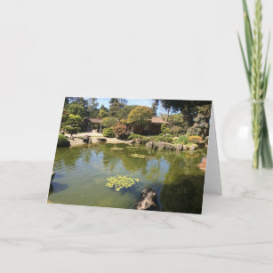Japanese tea cards zazzle ca san mateo japanese garden greeting card m4hsunfo