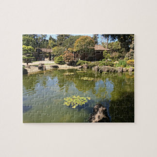San Mateo Japanese Garden Jigsaw Puzzle