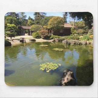 San Mateo Japanese Garden Mousepad