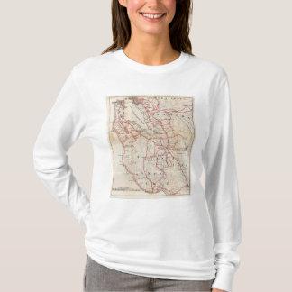 San Mateo, Santa Cruz, Santa Clara, Alameda T-Shirt