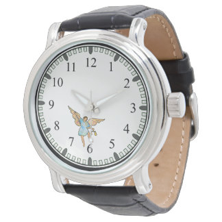San Miguel clock archangel Watch
