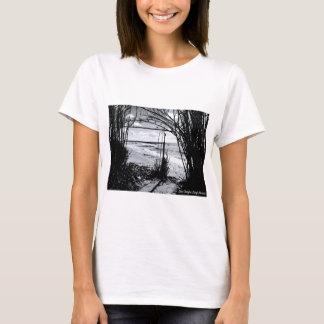 San Onofre California Surf Beach T Shirt