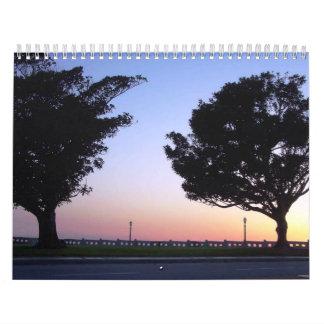 San Pedro 2012 in Color Calendars