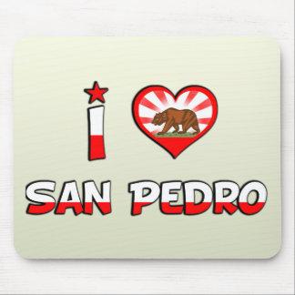 San Pedro, CA Mouse Pad