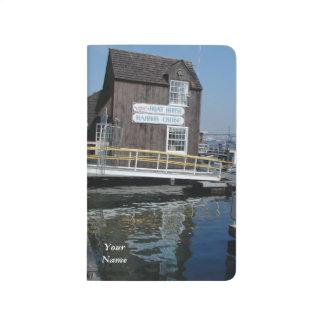 San Pedro, California Boat House Journal