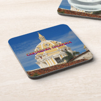 San Pedro Cathedral Cartagena Coasters
