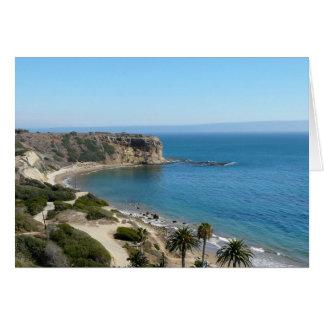 San Pedro coast Card