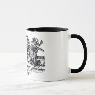 San Pedro Holiday Hotel Mug