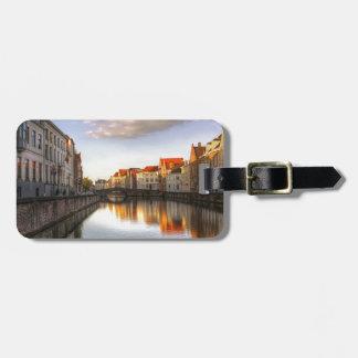 San Petersburg, Russia Luggage Tag