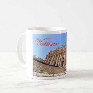 San Pietro basilica in Vatican, Rome, Italy Coffee Mug