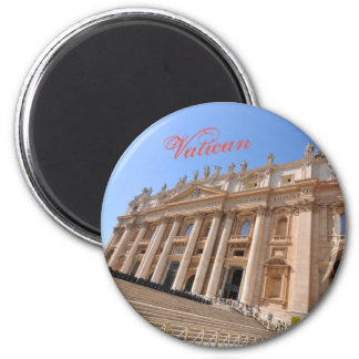 San Pietro basilica in Vatican, Rome, Italy Magnet