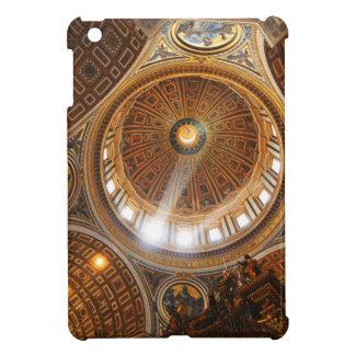San Pietro basilica interior in Rome, Italy iPad Mini Cover
