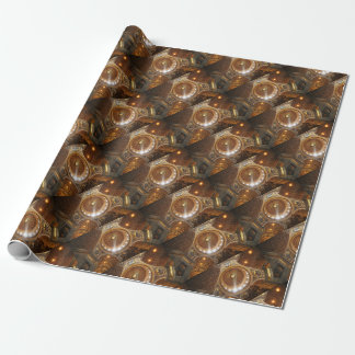 San Pietro basilica interior in Rome, Italy Wrapping Paper