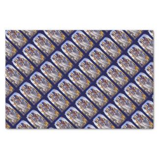 San Rafael Archangel Tissue Paper