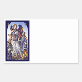 San Rafael Saint Raphael Sticker