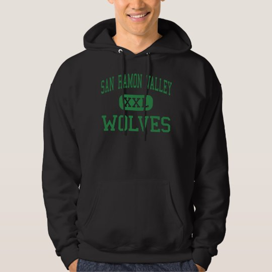 San Ramon Valley - Wolves - High - Danville Hoodie