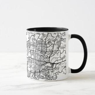 SAN SALVADOR City Map Mug