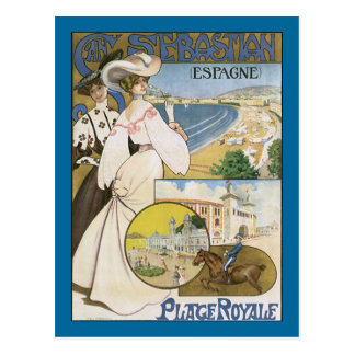 San Sebastian Postcard