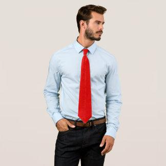 San Stefano Jacquard Red Woven Designer Tie
