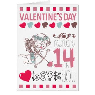 San Valentin Love OU Day Cards Carte De Correspondance