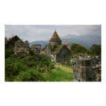 Sanahin monastery in Armenia Posters