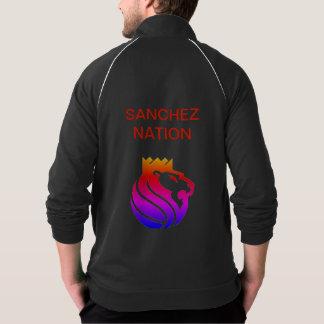 SANCHEZ FLEECE JACKET