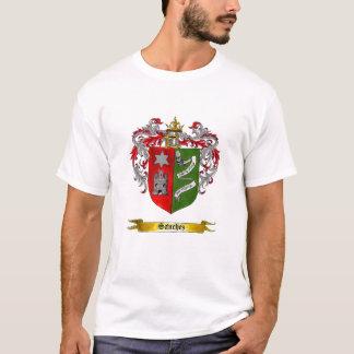 Sanchez Shield of arms (Castilian) T-Shirt