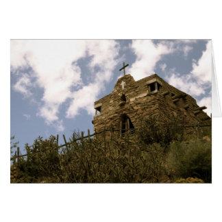Sanctuario in Santa Fe Card