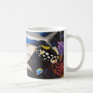 Sanctuary of the Shark, Coffee Mug