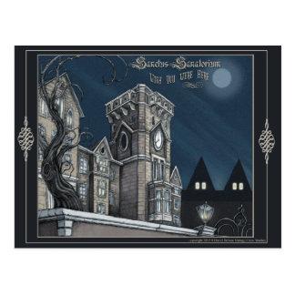 Sanctus Sanatorium Postcard