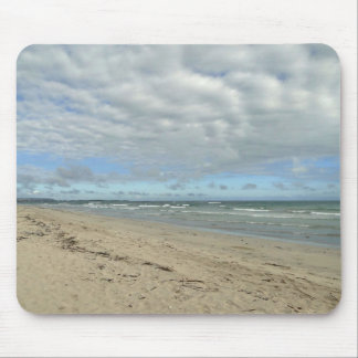 sand and clouds of the Galapagos Mouse Pad