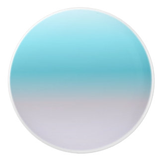 Sand And Sea Gradient Ceramic Knob