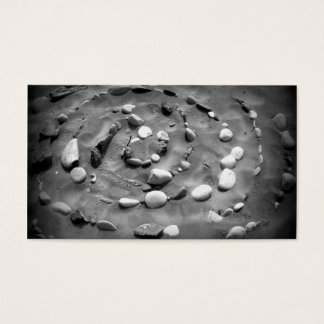 Sand and Stones Business Cards - Appointment