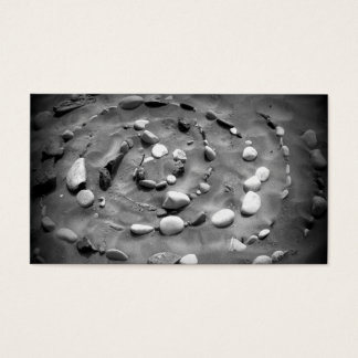 Sand and Stones Business Cards - Standard
